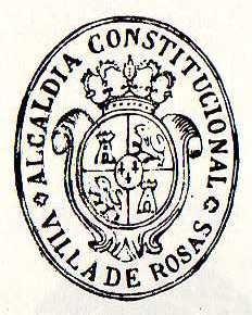 rosas escudo